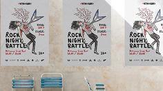 #Электричество - ROCK Night Battle