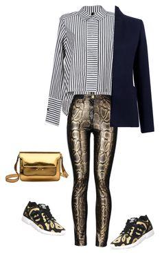 Designer Clothes, Shoes & Bags for Women Fashion Women, Women's Fashion, Marni, Women's Clothing, Adidas, Shoe Bag, Clothes For Women, Female, Polyvore