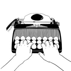 Good Morning, Dear... . . . #goodmorning #eggs #typewriter #poem