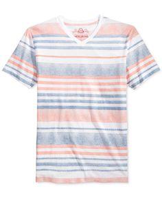 American Rag Campfire Striped T-Shirt