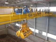 Soluciones GH para la manipulación de residuos