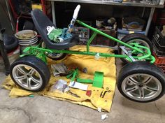Pedal car ( almost done)