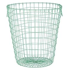 Buy House by John Lewis Wire Storage Basket Online at johnlewis.com £20 H38 x Dia.39cm