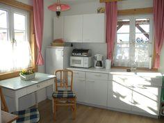 Sonne in der Küche macht gute Laune!