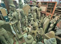 Thailand announced on Friday that it will repatriate 16 Cambodian artefacts recovered from smugglers in 1999, according to Cambodia's Foreign Affairs Ministry.