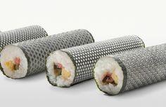 Laser Cut Sushi