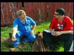 Veterans vs. Veterinarians... Classic Ali G. Half the fun is watching the interviewees get frustrated.