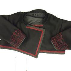 Jakke til #beltestakk #sidserksystue Folk Costume, Costumes, Norway, Sweatshirts, Sweaters, Image, Instagram, Fashion, Moda