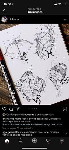 Forearm Tattoos, Body Art Tattoos, Sleeve Tattoos, Cute Tattoos, Small Tattoos, Simpsons Tattoo, Aquarius Tattoo, Geometric Drawing, Zodiac Art
