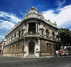 Centro Cultural da Justiça Eleitoral - Centro