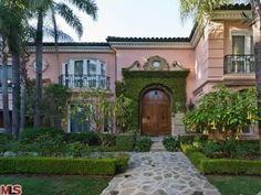 See Inside #ChristinaAguilera's Former Beverly Hills Mansion>> http://www.frontdoor.com/photos/tour-christina-aguileras-beverly-hills-home-for-sale?soc=pinterest