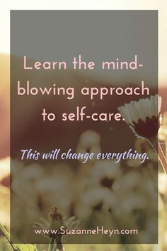 Self-love is all about good self-care, right? What if the whole spiritual…
