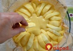 Sladké maškrty Archives - Page 5 of 78 - Recepty od babky Russian Desserts, Russian Recipes, Italian Recipes, Baking Recipes, Cookie Recipes, Dessert Recipes, Apple Pie Ingredients, Sweet Pastries, Apple Desserts