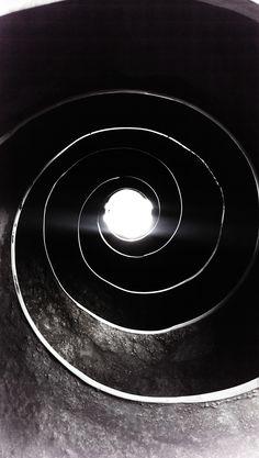spirals looking inside cement trucks - Google Search