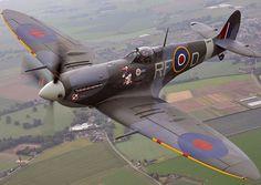 Supermarine Spitfire, still beautiful