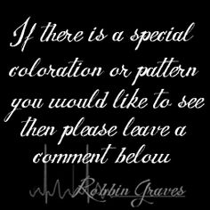 If there's any special coloration and/or pattern you'd like to see in the freebie section then please comment. Due to lack of inspiration I'll probably close down the freebie section.