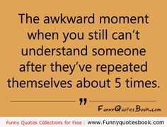 Famous quotes about not understanding