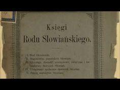 Księgi Rodu Słowiańskiego [Księga I i II] (wyd.1889) - YouTube Audiobook, Event Ticket, Personalized Items, Youtube, Youtubers, Youtube Movies