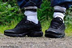 day 284: Nike TN Air Max Plus #nike #tn #niketn #airmaxplus #nikeairmaxplus #sneakers - DAILYSNEAX