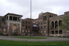 Molly Stark Hospital Haunted