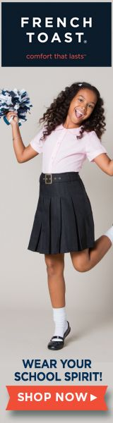 French Toast - America's Most Popular School Uniforms for Less!