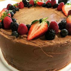 Safaríkasta Súkkulaðikakan – Ljúfa líf Chocolate Cake, Cheesecake, Desserts, Recipes, Food, Baking Soda, Chicolate Cake, Tailgate Desserts, Chocolate Cobbler