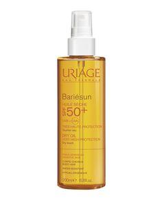Spray Aceite Seco cuerpo/cabello Bariésun SPF 50+ Uriage