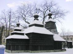 Kožuchovce Muzeum.SK - Drevené kostolíky na Slovensku