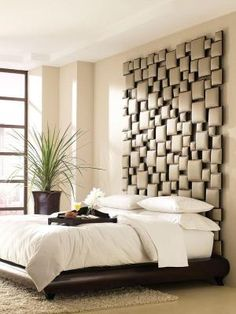 35 Cool Headboard Ideas To Improve Your Bedroom Design by julie.m