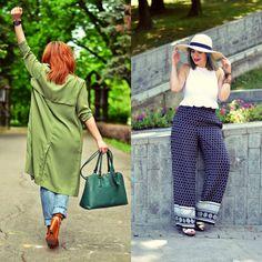 A chameleonic year for La Bohème Harem Pants, Pregnancy, My Style, Fashion, Moda, Harem Trousers, La Mode, Harlem Pants, Fasion