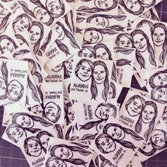 Custom Face Tattoo @lilimandrill www.lilimandrill.fr #etsy #etsygifts #etsywedding #wedding #mariage #bride #diy #couple #stamp #rubberstamp #shopsmall #handmade #gift #tattoo #temporarytattoo #favor #weddingfavor #etsymatch #etsylove #engagement #bridesmaid
