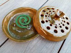 Keramikschale Mückenspirale