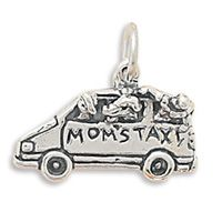 Shop Journey by Nae for Mother's Day! Mom's Taxi Charm www.925silvercatalog.com Vendor Code: JOU91988