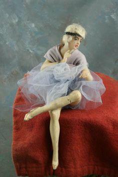 Wax ballerina