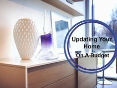 Updating Your Home On A Budget | The Mini Mes and Me