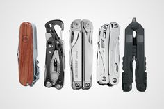 The 5 Best Heavy-Duty Multitools for EDC