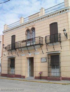 Casa natal de Juan Ramón Jiménez - Moguer, Huelva
