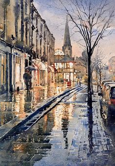 peinture Robert Goldsmith - 08