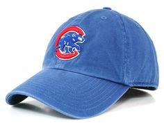 04e3847b54814 Chicago Cubs Adjustable Royal INFANT  Alternate Logo  Cap by   ...