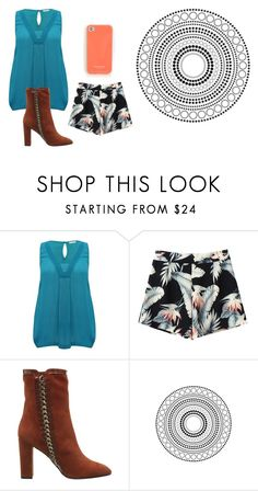 """""""Untitled #12455"""" by jayda365 ❤ liked on Polyvore featuring M&Co and Just Cavalli"""