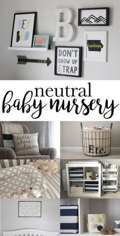 Neutral Baby Nursery