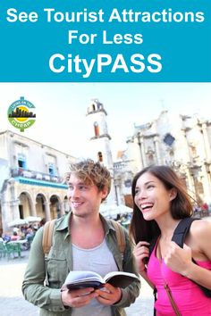 If you're looking to hit top attractions in a major city, CityPASS could save you money and streamline your trip. Airfare Deals, Eastern State Penitentiary, City Pass, Last Minute Travel, Big Country, Tourist Spots, Work Travel, Travel Alone, Cheap Travel