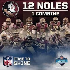 Good luck to all of these Noles in the combine!