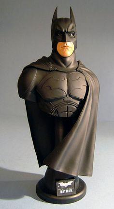 Batman Hot Toy Bust