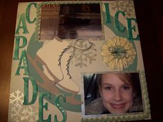 Ice Skating - Scrapbook.com