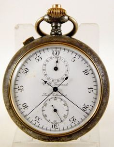 Reloj lepine C.L.GUINAND Suiza c.1890