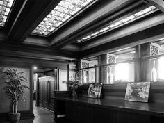Frank Lloyd Wright House and Studio / 951 Chicago Avenue, Oak Park IL / 1889 / Prairie / Frank Lloyd Wright