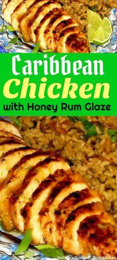 Rum Recipes, Honey Recipes, Dinner Recipes, Cooking Recipes, Healthy Recipes, Spicy Food Recipes, Dinner Ideas, Cooking Tips, Easy Recipes