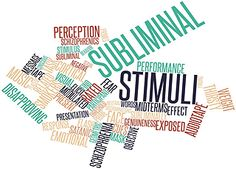 "Subliminal Stimuli  Subliminal stimuli; (literally ""below threshold""), contrary to supraliminal stimuli or ""above threshold"", are any sensory stimuli below  an individual's threshold for conscious perception. Some research has found that subliminal messages do not produce strong or lasting changes in behavior.  http://www.hypnotic-world.co.uk/subliminal_stimuli.html wikipedia.org canstockphoto.com"