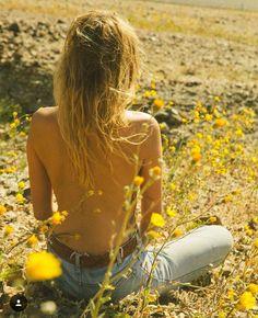 Wild Flower by Asher Moss | @invokethespirit
